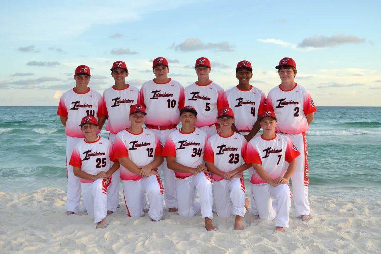 baseball team - We offer team portraits in PCB, Destin, Fort Walton Beach and Miramar Beach